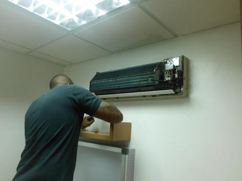 aires acondicionado, mantenimiento reparación e instalacion