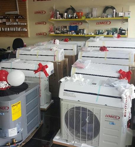 aires acondicionado marca lennox nuevo inverter  y normal
