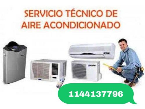 aires acondicionado,mantenimiento y reparaciones