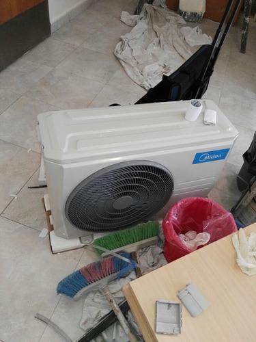 aires acondicionados con garantia