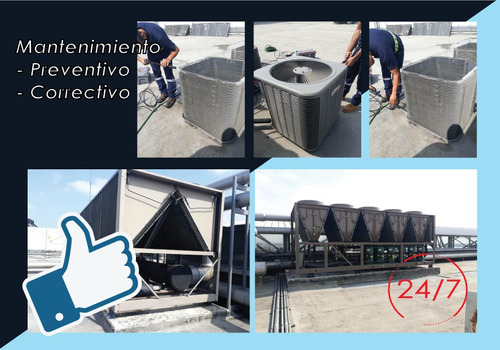 aires acondicionados ingeniería y mantenimiento