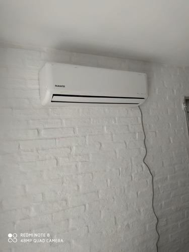 aires acondicionados, instalación, venta, recarga refrigera