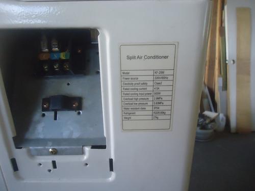 aires acondicionados usados y nuevo.
