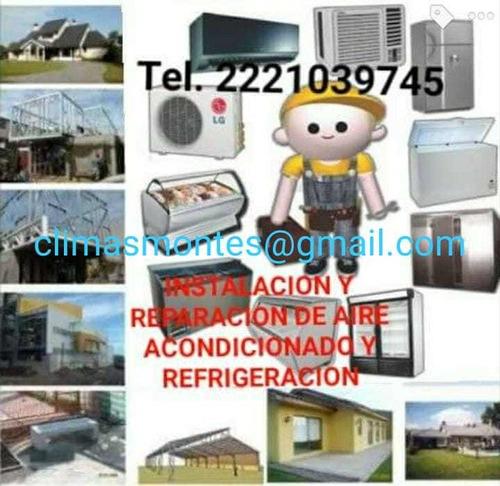 aires acondicionados y refrigeración