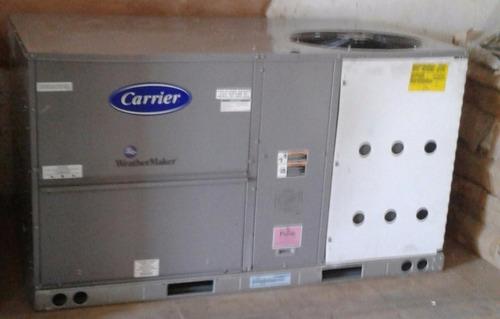 aires compactos carrier 5,7y,10 toneladas