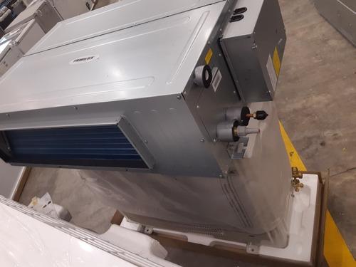 aires gabinete /ducteria / fan coil / compacto 5 toneladas