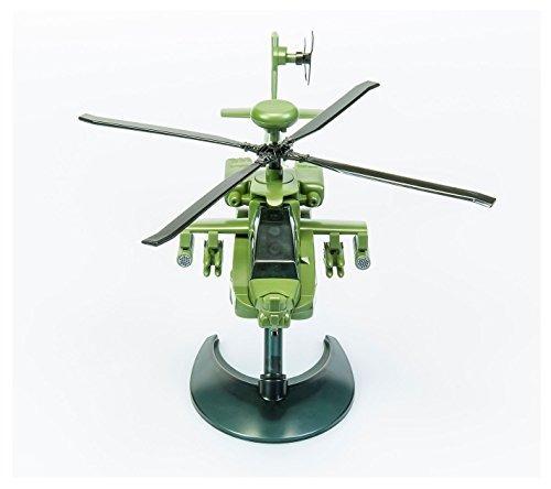 airfix quickbuild boeing apache kit de modelo de avión