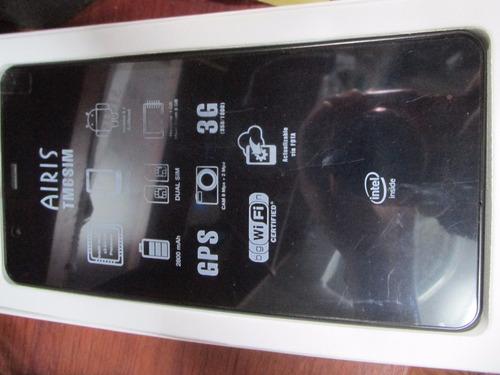 airis 6'' hd dual sim cambio tablet 8 pulg o ram 4 gb hyper