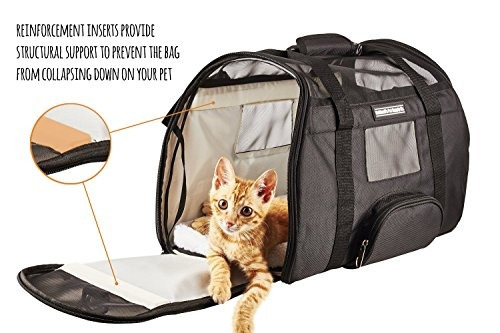 Airline Pet Carrier Under Seat