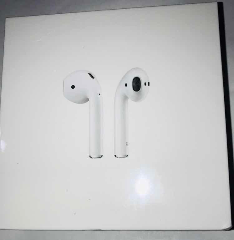 0c08f3d04fc AirPods Apple Auriculares Bluetooth Originales, Caja Sellada ...