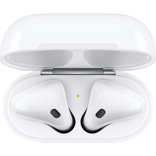 airpods apple auriculares inalambricos  generacion 2