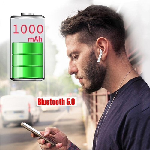 airpods audífonos i12 tws bluetooth