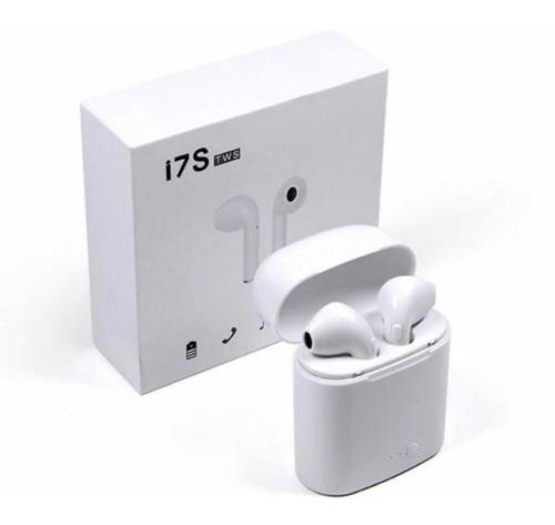 airpods audifonos manos libres inalambricos bluetooth i7s tw