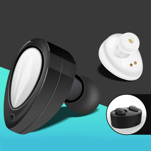airpods con base de carga mini auricular bluetooth hansfree
