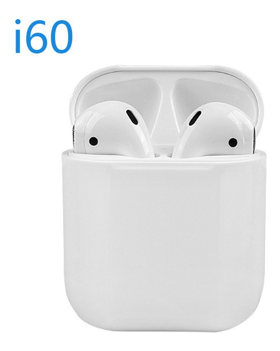AirPods Maxima Calidad I60 Tws Bluetooth iPhone Y Android