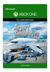 Airport Simulator 2019 - Código 25 Dígitos - Xbox One