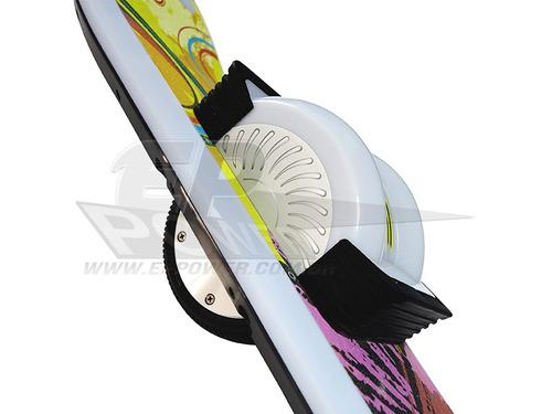 airskate 6.5'' hoverboard skate elétrico roda dupla eppower