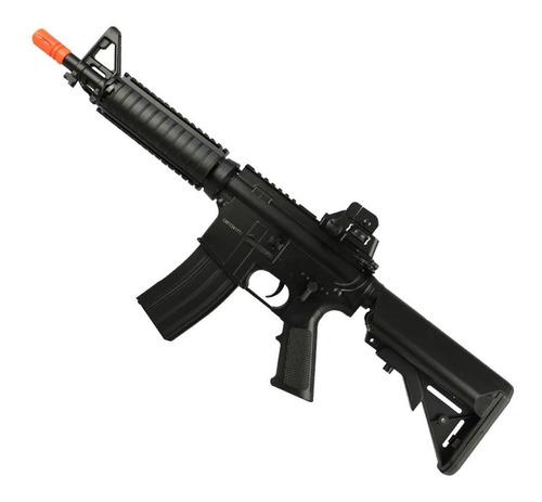 airsoft aeg bivolt rifle fuzil cyma m4 cm.176 + ak-47 cm.022