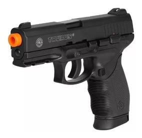 Airsoft - Cybergun - Pistola Taurus Pt 24/7 Sping + Mira