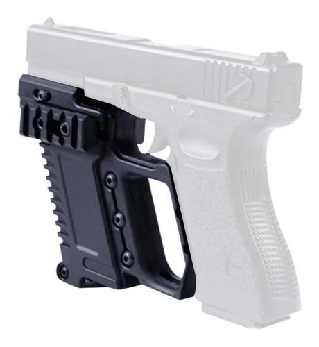 airsoft. grip avanzado glock