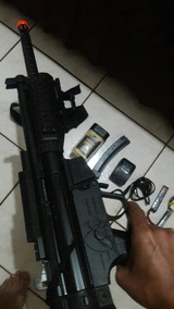 Airsoft Gsg522 Full Metal (mp5)