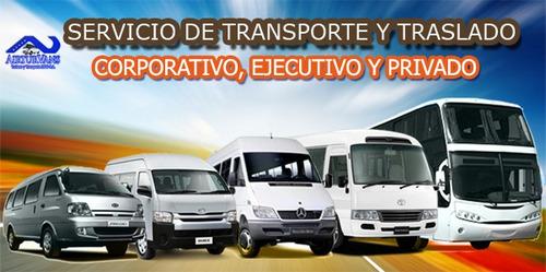 airturvans transporte ejecutivo y corporativo viajes turismo