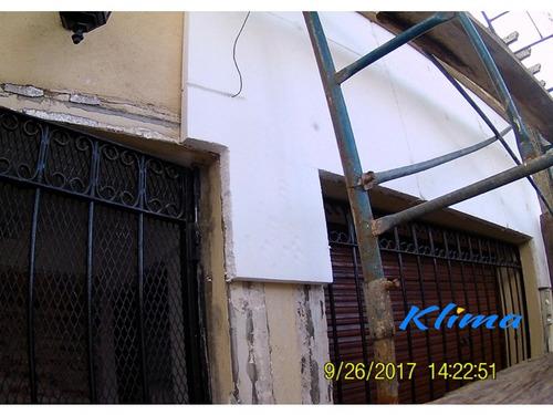 aislacion termica de paredes sistema eifs tarquini telgopor
