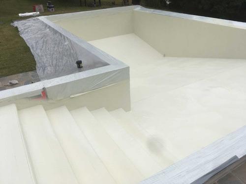 aislacion termica de poliuretano expandido anti condensacion