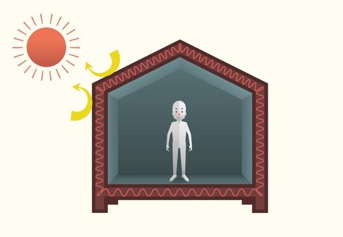 aislacion termica poliuretano expandido