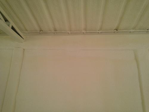 aislacion termica proyeccion poliuretano expandido