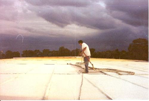 aislaciones termicas con espuma de poliuretano