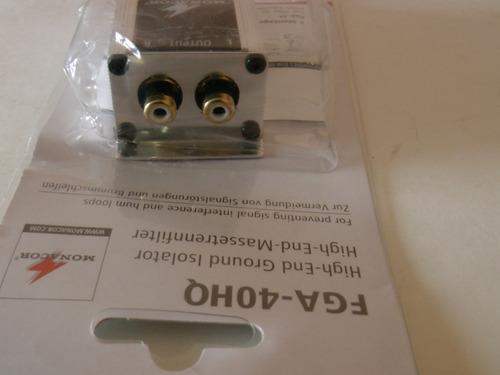aislador de ruido fga.40hq gemany 120 soles