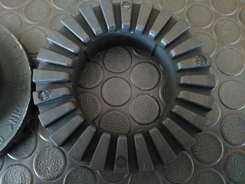 aislador espiral amortiguador spark original gm