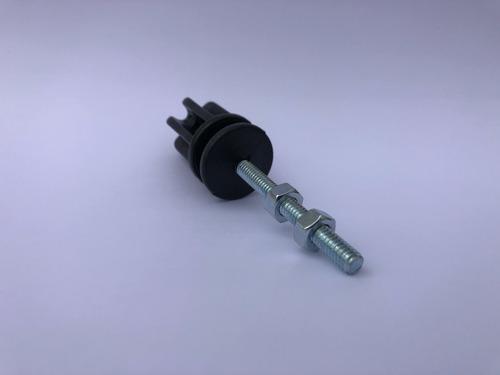aislador tensor para cerco eléctrico 50 unidades