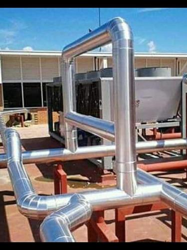aislamiento termico de aire acondicionado isdustriales