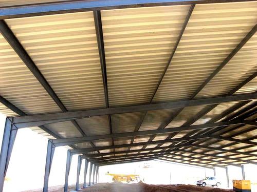 aislamiento térmico en criaderos con poliuretano proyectado