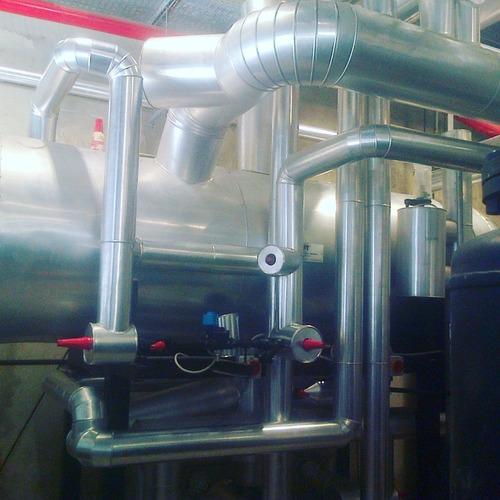 aislamiento termico industrial para alta y baja temperatura