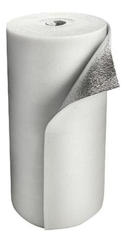 aislante espuma aluminizada membrana rufi isolant 10mm