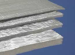 Aislante espuma de polietileno 2 mm con aluminio - Polietileno aislante ...
