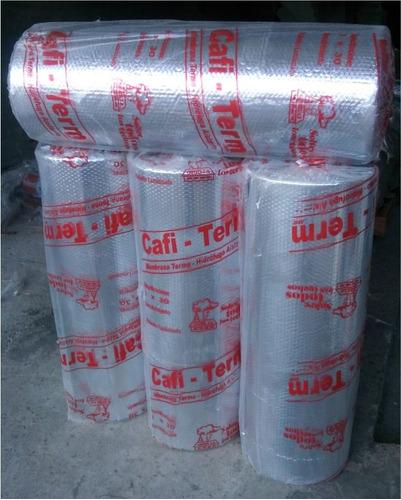 aislante termico aluminio para techo 1 mts x 30 mts oferta!!