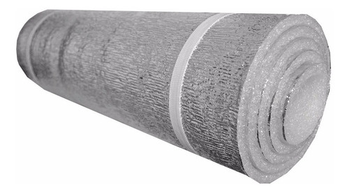 aislante térmico con aluminio para bolsa de dormir 10 mm