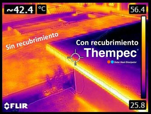 aislante térmico thempec el mejor del mercado. envio gratis