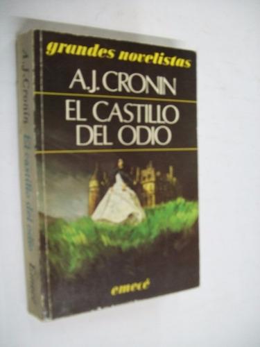 a.j. cronin   el castillo del odio - novela