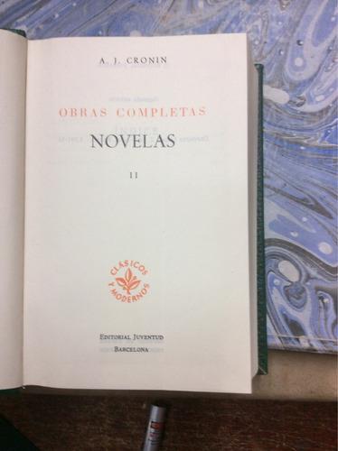 a.j. cronin obras completas tomo i i. novelas.