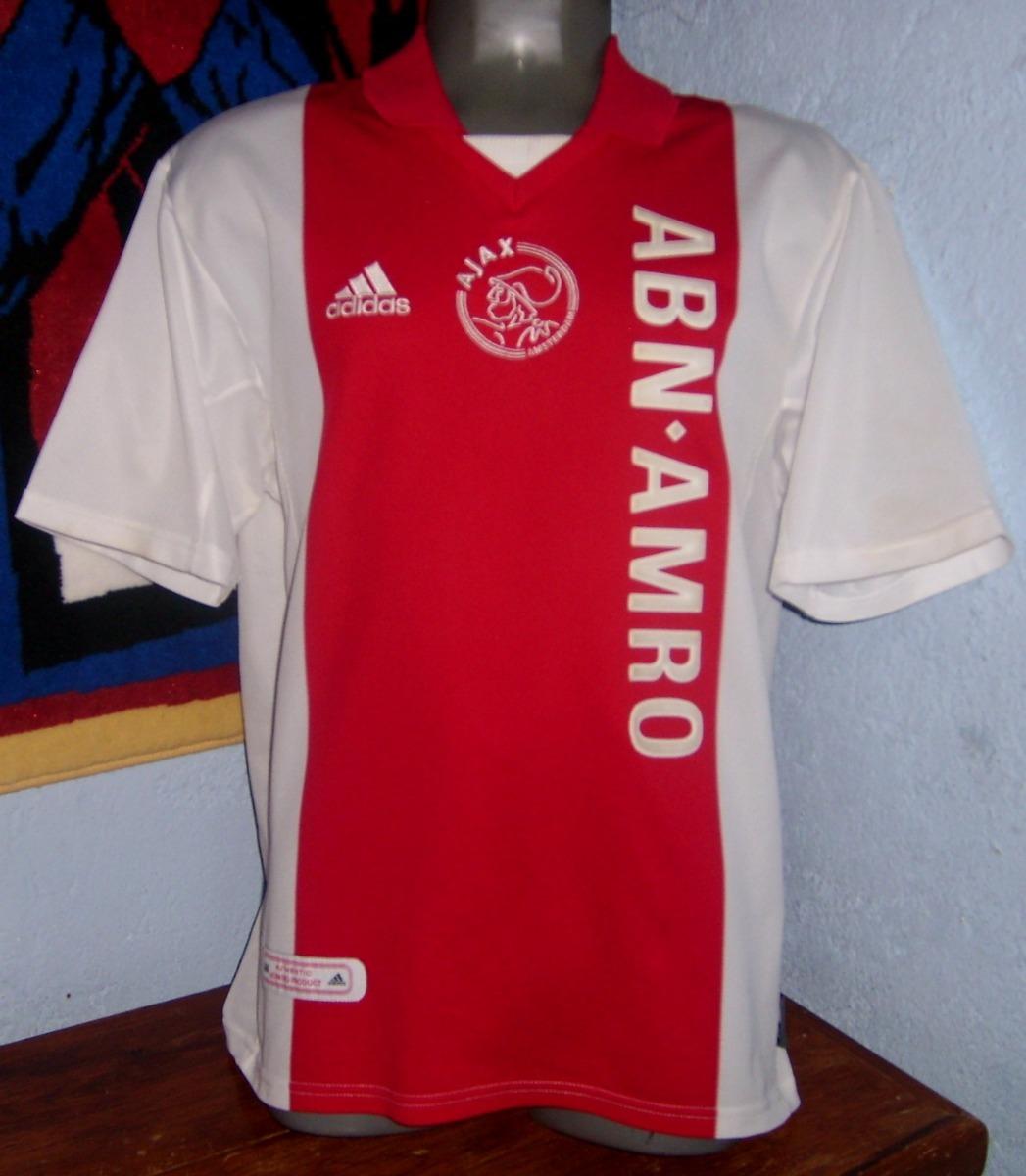 buy online 8de46 5d439 Ajax Holanda adidas Local 2001 Debut Zlatan Ibrahimovic Joya