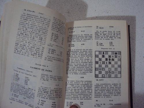 ajedrez capablanca por v.n. panov