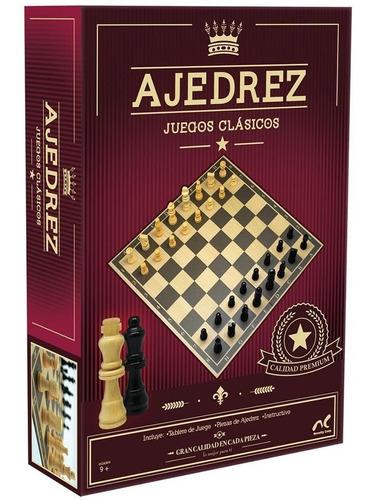 ajedrez clásico