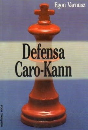 ajedrez, defensa caro- kann de egon varnusz.