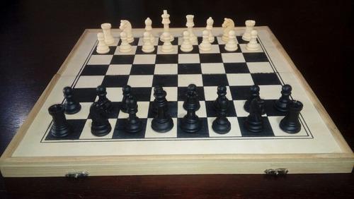 ajedrez juego mesa