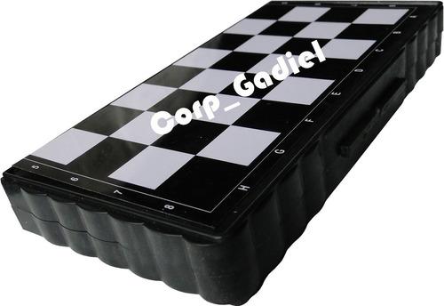 ajedrez, ludo o damas chinas magneticos. de bolsillo. regalo